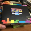 Tetris MicroCard
