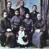 母方の祖父、六郎とその兄弟。