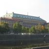 プラハ交通省会館(旧チェコスロバキア共産党中央員会本部)