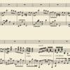 「ヤマトよ永遠に」音楽集から「信じあう二人」の採譜を始めたの巻
