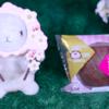 【チョコとお餅で包んだケーキ スカイベリー苺入りイチゴジャム】ローソン 3月31日(火)新発売、LAWSON コンビニスイーツ 食べてみた!【感想】