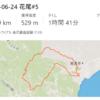 BIKE 44km、フラ#3