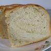 国産小麦とホシノ天然酵母で作る玉ねぎ入り白生地パン