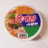 【韓国 お土産 インスタント麺】(おすすめ)<NONGSHIM>「ユッケジャンラーメン(육개장사발면)」
