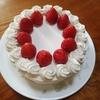 高級クリームショートケーキ?