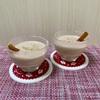冷えや咳を改善する「桃と胡桃の薬膳茶」