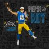 【NFLアワード】ルーキー・オブ・ザ・イヤーに、QB ジャスティンが決定!