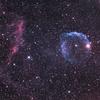 Sh2-308:おおいぬ座の散光星雲