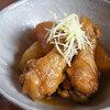 簡単!フライパンで作る鶏手羽元と大根の甘辛炊き【おうちごはんレシピ】
