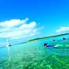 楽園を満喫しよう🌴パナリ島ヨットシュノーケルツアー
