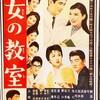 【映画感想】『女の教室』(1959) / 女子医大生たちの青春群像劇
