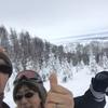 スキー!!!