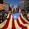 カタルーニャがスペインから独立するための国民投票