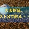 【高校野球】大阪桐蔭、ベスト8で散る・・・
