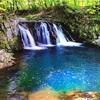 【滝】竜神滝。絶対に立ち寄って欲しいおすすめ滝。福島県南会津町、会津鉄道の会津高原尾瀬口駅から近い滝に雨乞いに行こう。