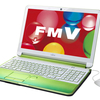 FMVA54HG Windows10にしたら調子悪い。
