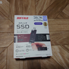 めちゃ小さいスティックSSD! MiniStation SSD-PUT1.0U3-BKA