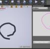 Editor Utility Widgetを使ってお絵かきして動的メッシュ生成機能を作った