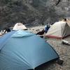 氷川キャンプ&御前山登山①