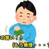 今年の誓い!! (もう無理・・・?)