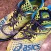 靴紐で大きく印象が変わります
