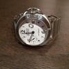 【スマートウォッチ】Wena Wrist Pro ✖ パネライ ルミノールマリーナ 40mm【機械式時計】