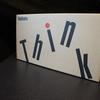 Lenovo ThinkCentre M75q-1 Tinyが届きました