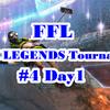 FFL APEX LEGENDS Tournaments #4 Day1 結果&まとめ