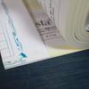 素敵な原稿用紙「飾り原稿用紙『碧翡翠』」で自分だけのブックカバーを作ってみた
