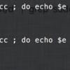 sed 文字列が含まれる行を削除する