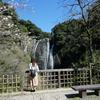 高さ46メートルの龍門滝(りゅうもんだき)@姶良市加治木町
