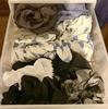 衣装ケースの部屋着の片付け。部屋着が団子になっていた!