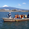 19日(土)から沼津で我入道の渡し船運秋季運行が始まります