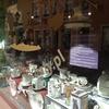 ジェロナグラで茶筅を買いました お茶の専門店のショーウィンドで茶筅を発見