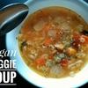 野菜スープで心も体もポッカポカ