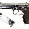 東京マルイ BERETTA M92F クロームステンレスモデル