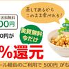 だいずデイズ実質無料 NHKで紹介された人気商品