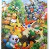 【購入】A4クリアファイル ビクティニの果樹園 / A4クリアファイル 黒の荒野 / A4クリアファイル 白の雪原 (2011年6月18日(土)発売)