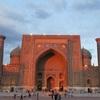 シルクロードの中心で令和カウントダウン 憧れのウズベキスタン#8