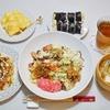 【忘備録】お好み焼きの練習/Okonomiyaki(Japanese Pancake)/โอโกโนมิยากิ(พิซซ่าญี่ปุ่น)