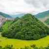 月山湖(山形県西川)