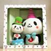 楽天お買いものパンダ・5周年ぬいぐるみが届いた!