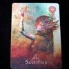 今日のカード The Sacrifice