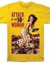 欲しさが全開のTシャツを見つけた the GIANTESS