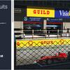 【独自セール】スマホアプリの人気パズルゲームのテンプレート / レースマニア垂涎のリアルなトラック(バルセロナ / カタルーニャ・サーキット)