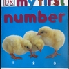 38. my first number board book