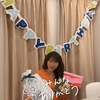 おうち時間の母の日に続き、誕生日。念願の子供からのプレゼントはラッキーカラー!おこずかいでって嬉しいね♡