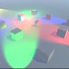 【Unity】Deferred Shadingでライトを贅沢に使いたい!基本的な概念の説明とメリデメを考察