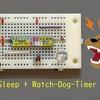 省エネ用のSleep + Watch Dog Timer(Arduinoでもできる!)