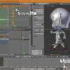 Blender修行(25) キーフレームアニメーション